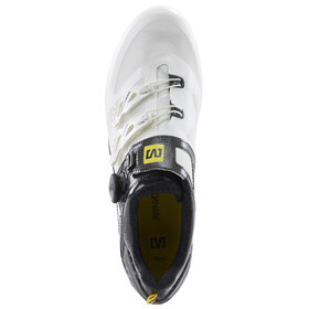 Mavic Cosmic Ultimate Shoes Herren white/black